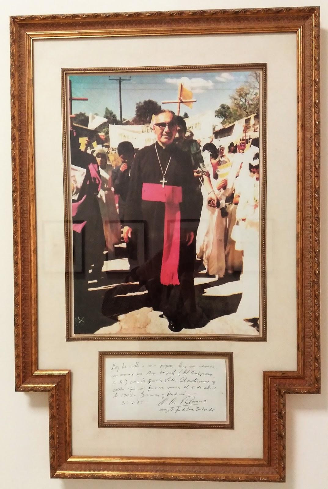 El Rincon De Gundisalvus La Pasion De Oscar Romero