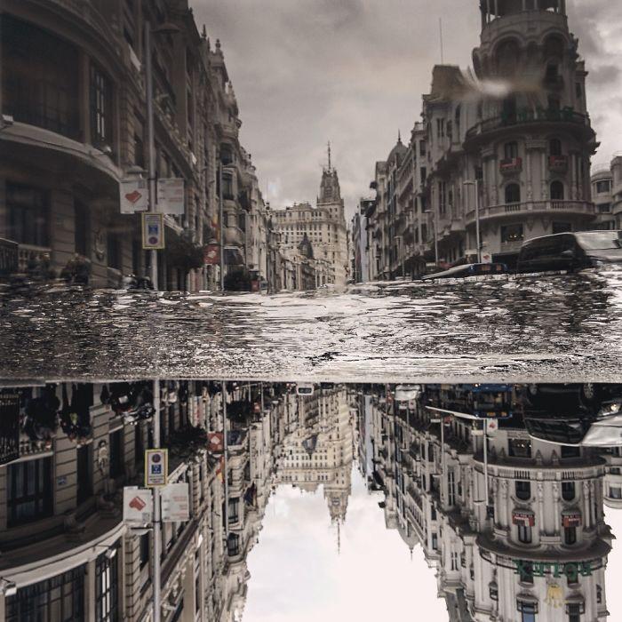 omorfos-kosmos.gr - Οι παράλληλοι κόσμοι των αντανακλάσεων στην Ισπανία!