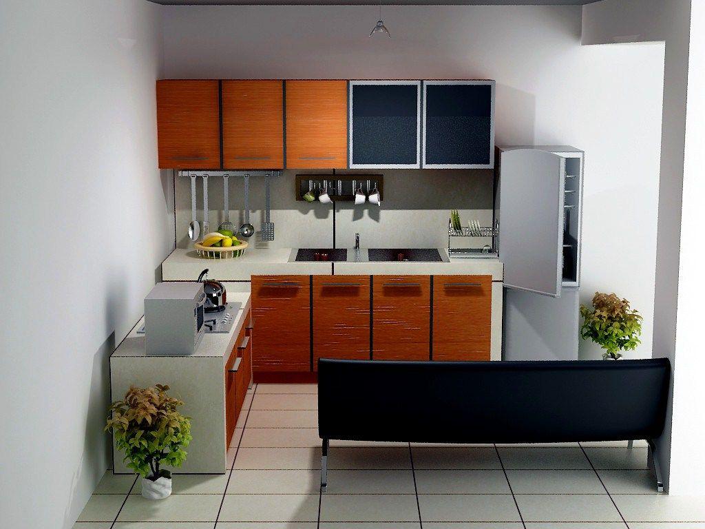 Gambar Dapur Rumah Minimalis Type 36 Cantik