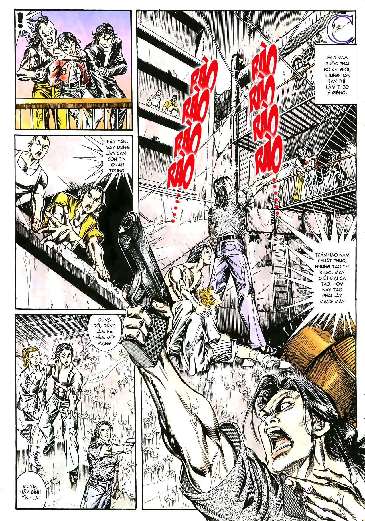 Người Trong Giang Hồ chapter 176: lật thua thành thắng trang 3
