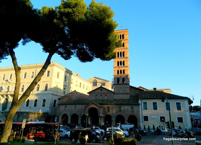 Igreja de Santa Maria in Cosmedin, Roma