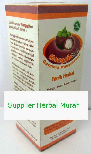 MANGGISTON TONIK HERBAL