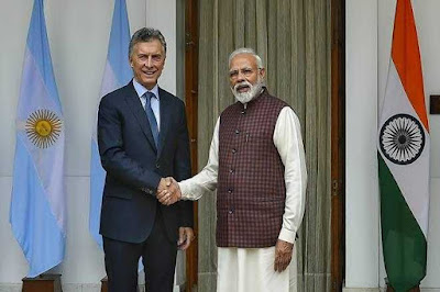 India and Argentina Signed Agreement