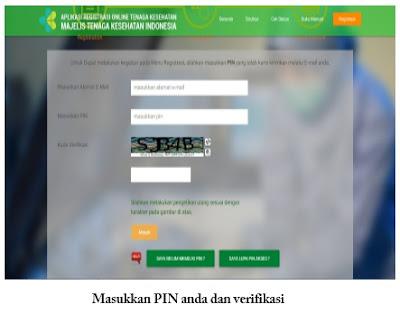 registrasi str online
