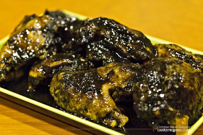 Dennis Coffee Garden Zamboanga Food Trip Chicken Pianggang