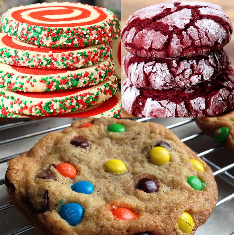3 receitas de Cookies para fazer nas férias