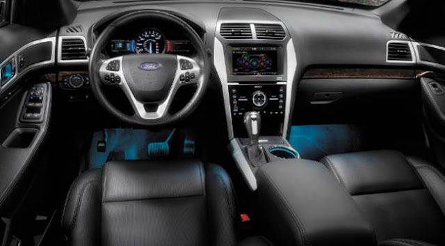 2019 Ford Explorer Redesign, Release Date, Price