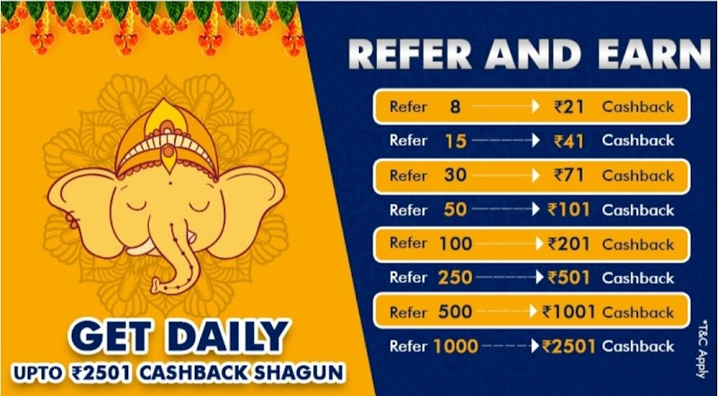 (Free Recharge) Cubber App – Sign Up & Get Upto ₹ 30 + Upto ₹ 50 For Inviting 2 Friends