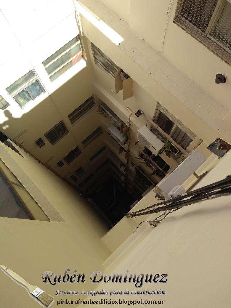 Pintura de edificios impermeablilizacion para terrazas trabajos para consorcios.