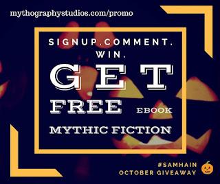Samhain Giveaway