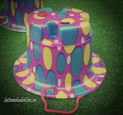 Un divertido sombrero para pasar unos momentos super divertidos en cualquier fiesta