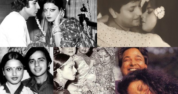 Rekha Was Born Out Of Wedlock To Tamil Superstar Gemini: Golden Era Of Bollywood: Rekha -The Much Maligned And