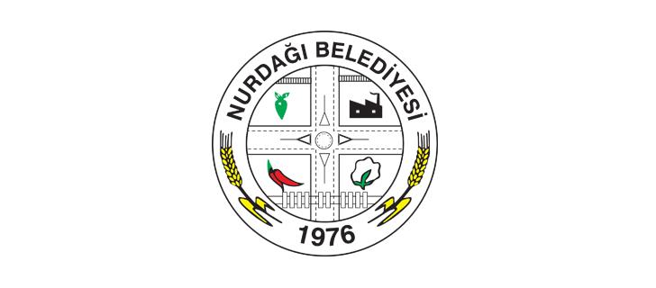 Gaziantep Nurdağı Belediyesi Vektörel Logosu