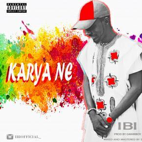 NEW MUSIC: IBI - KARYA NE | @IBIOFFICIAL