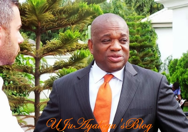 Biafra: You have no right to stop election in Igbo land – Orji Kalu attacks Nnamdi Kanu