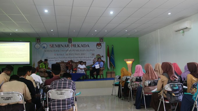 Jelang Pilbup Pati 2017, IPMAFA Seminar Pilkada