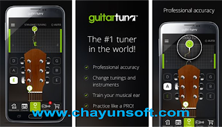 Download Guitar Tuna v4.0.5 Apk Android
