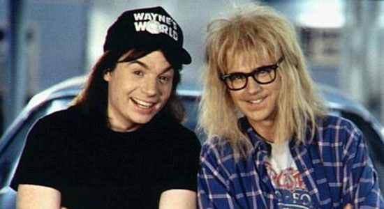Mike Myers Wayne's World