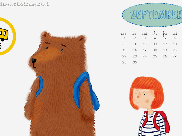 September...it's school time!