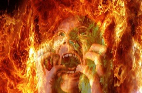 wanita ahli neraka