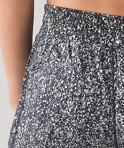 lululemon splatter hotty-hot