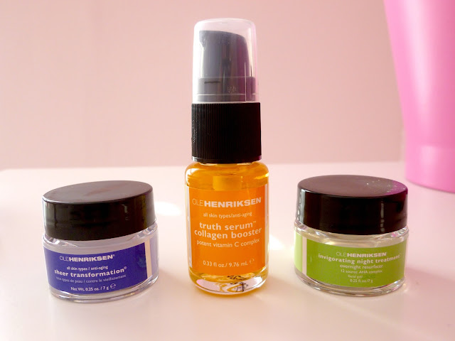 Ole Henriksen Three Little Wonders Mini Collection