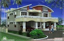 Double Storey House Plan Designs