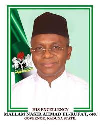 Kaduna state governor