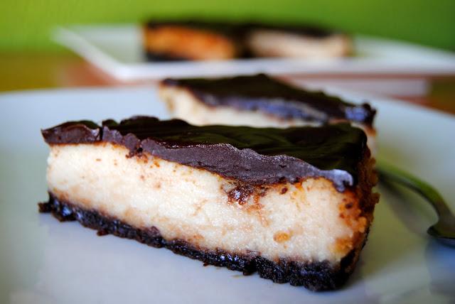 Cheesecake de Caramelo Crujiente ( Caramel Crunch Cheesecake)