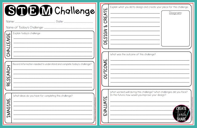 A crucial week stem challenges for Stem certificate template