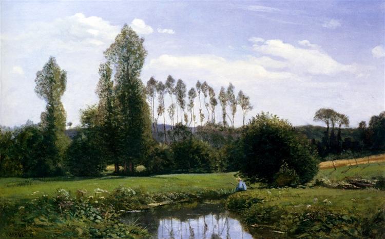 Claude Monet, das Leben, Kraft, Mut, Angst, Träume, Veränderung, Entscheidung, Zukunft, jetzt handeln, nicht zögern, entschlossenheit, neubeginn, paintings, malerei, bild, poetische Art
