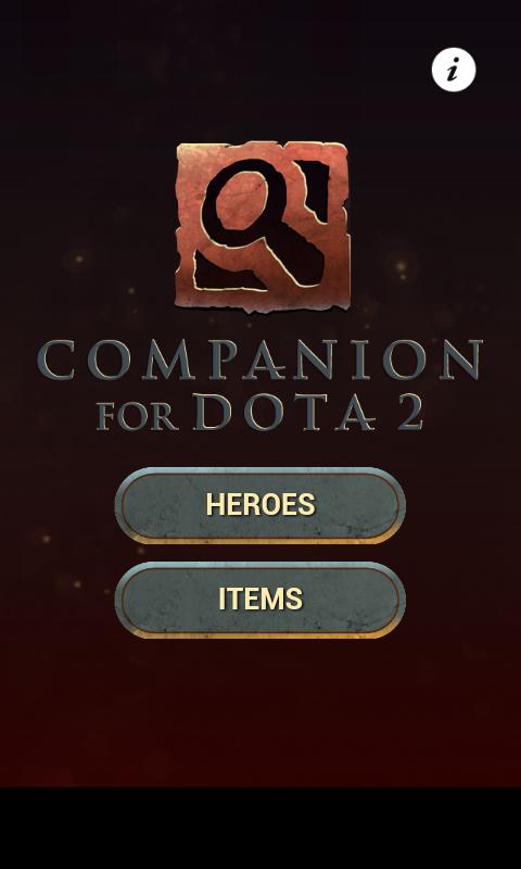 Aplikasi Companion Dota 2 untuk Player Dota 2