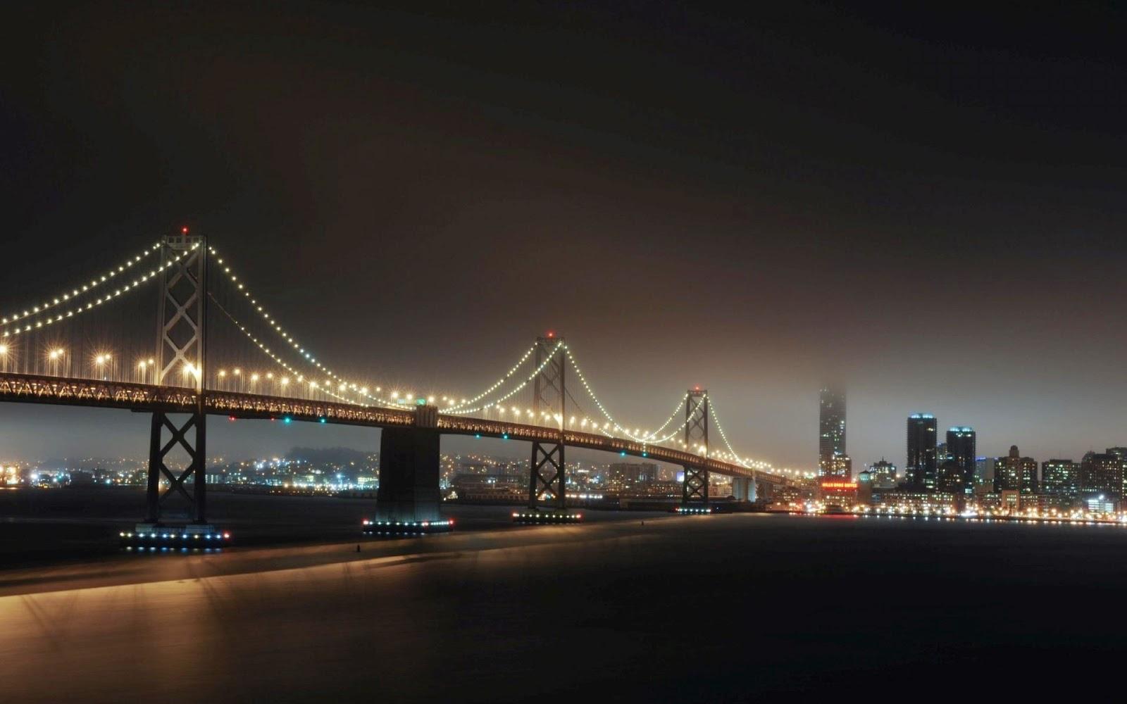 light bridge wallpaper - photo #9