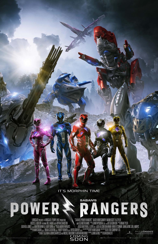 Nonton Film Power Rangers (2017)