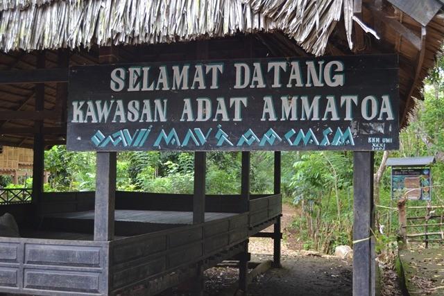 Kawasan Adat Ammatoa Kajang, Warisan Budaya di Kabupaten Bulukumba
