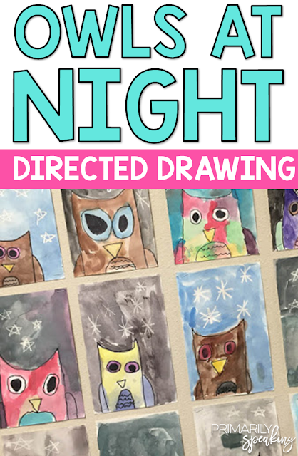 How to Draw and Owl