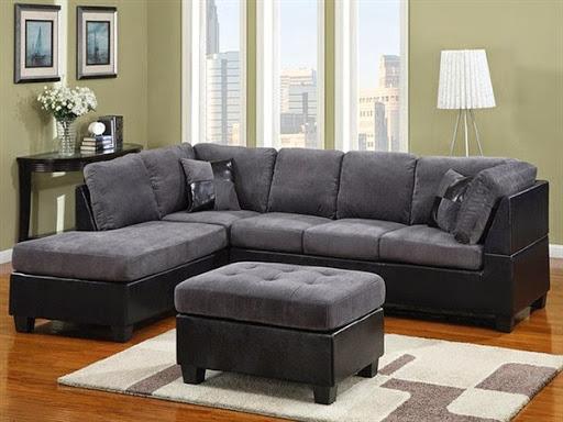 Sofa Minimalis Berwarna Hitam Untuk Ruang Tamu Wajib Baca