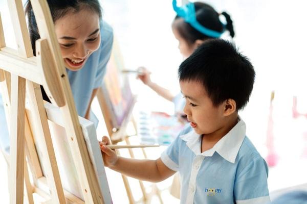 Trường mẫu giáo chuẩn quốc tế tại HCM
