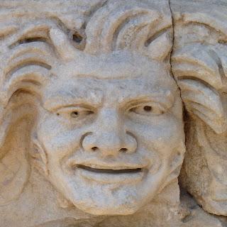 Ruinas de Afridisias.