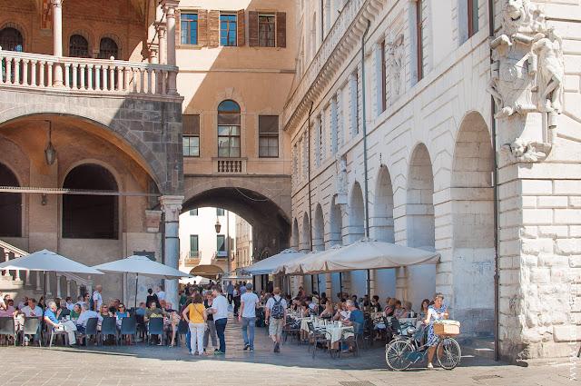 Padua monumental ciudades bonitas Italia