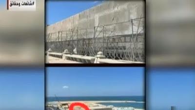الحكومة توضح حقيقة بناء سور بطول كورنيش الإسكندرية