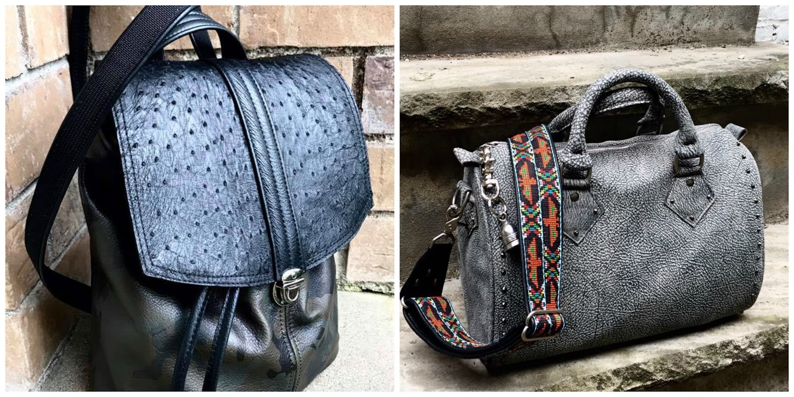 Check Out Some Of The Incredible Bags She Has Created With Gorgeous Leather From Tannery Nyc