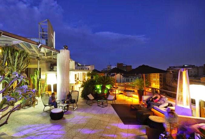 Hoteles de lujo en Barcelona