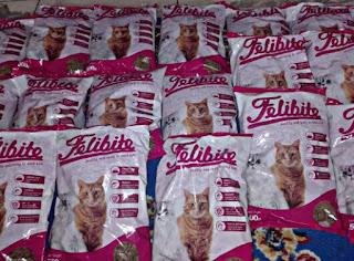 Merk Makanan Kucing yang Bagus dan Murah felibite