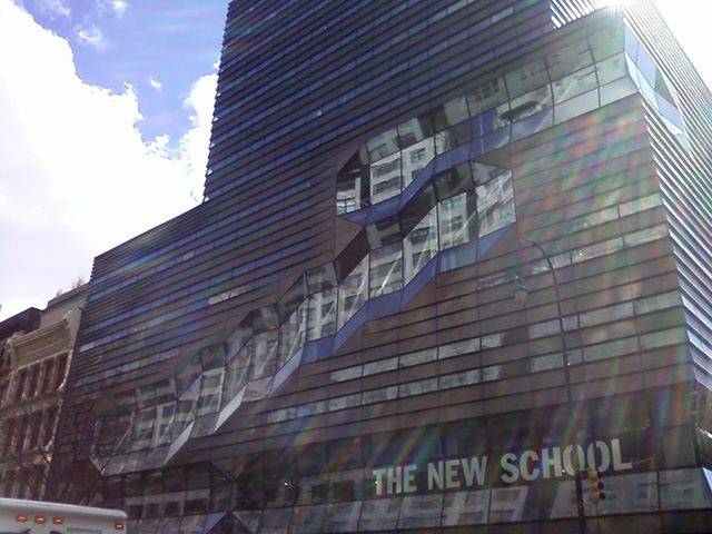 The New School University Center