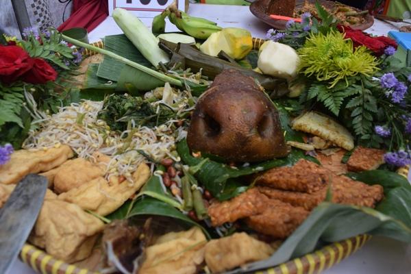 Rujak paling enak di Surabaya
