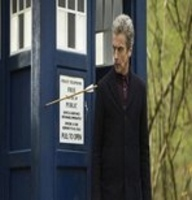 Peter Capaldi twelfth Dr. Who