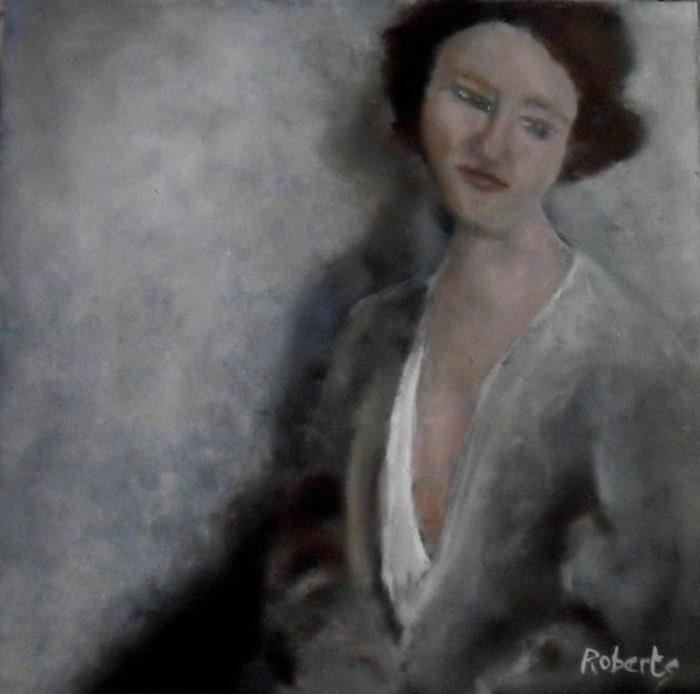Итальянский художник. Rosalind Roberts