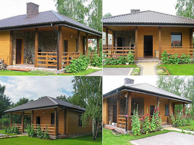 каркасные дома для проживания