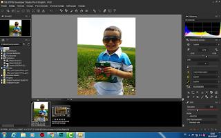 برنامج تحرير ومعالجة وتحويل الصور الرقمية Silkypix Developer Studio Pro 8.0.13.0